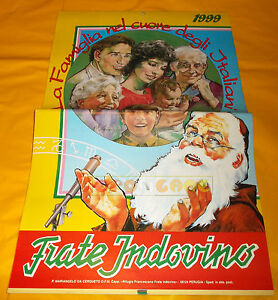Calendario Frate Indovino Ebay.Dettagli Su Frate Indovino Calendario Anno 1999 La Famiglia Nel Cuore Degli Italiani
