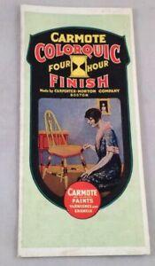Vintage-Paint-Brochure-Carmote-ColorQuic-Finish-Carpenter-Morton-Boston-Varnish