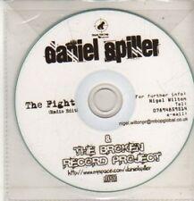 (CO275) Daniel Spiller, The Fight - DJ CD