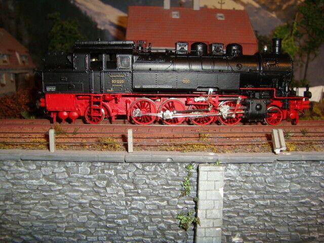 Attenzione NUOVO PREZZO M & F Tenderlok BR 93 1223 DB nero mettuttio pieno modellololo