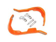 ORANGE Metal Hand Guards Handguards Fit KTM 125 EXC RS SX 150 250 525 EXC Racing