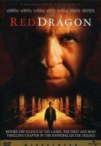 Red Dragon (Widescreen Collector's Edition) DVD, Tyler Patrick Jones, Ken Leung,