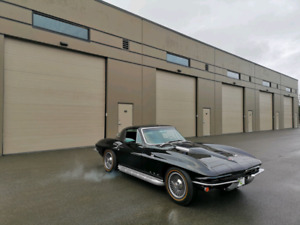 Mint 1966 C2 Corvette 427 4 spd