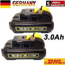2X Für DeWalt Akku 12V 2,0AH XR Li-Ion DCB120 DCB121 DCB123 DCB125 Ersatzakku QP