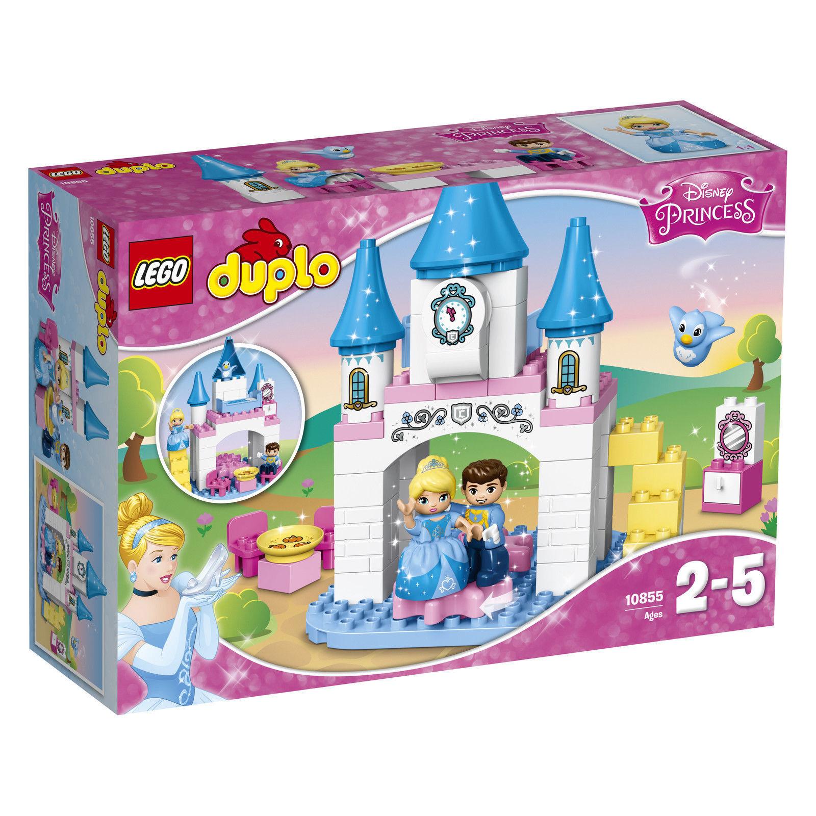 LEGO® LEGO® LEGO® Duplo® (10855) Cinderellas Märchenschloss inkl Versand b1c3ff