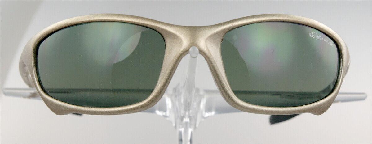 S. Oliver Sports 2116 gafas de sol de oro de plástico señora caballero Sunglasses nuevo