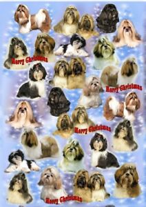 Shih-Tzu-Dog-Christmas-Gift-Wrapping-Paper-by-Starprint