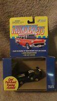 Johnny Lightning Thunderjets Dodge Viper Gts Pull-back Racing Car -blue (c 2)