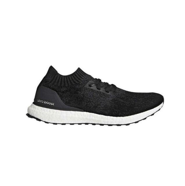 6a3bc2173 adidas Ultraboost Uncaged Black White Men Running Shoes SNEAKERS ...