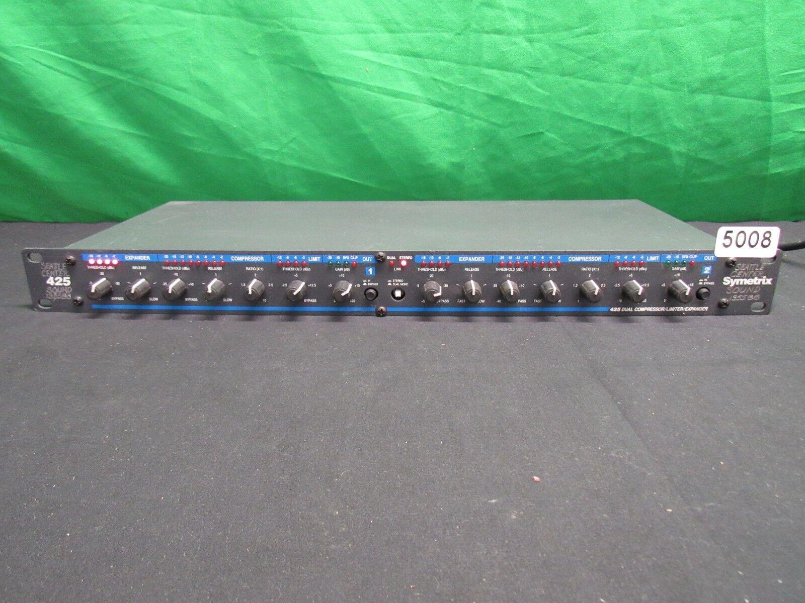 SYMETRIX 425 DUAL COMPRESSOR LIMITER  5008 (ONE)