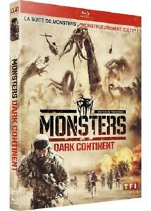 Monsters-dark-continent-Gareth-Edwards-BLU-RAY-NEUF-SOUS-BLISTER