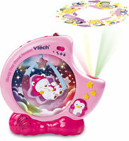 Vtech SLEEPY BEAR SWEET DREAMS PINK Baby/Toddler/Projector Timer Music BN