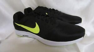 10 Men's 5 008 M Sneakers 852459 Athletic Nuovo Nike Nero Taglia 7 Downshifter H0YTqprSY