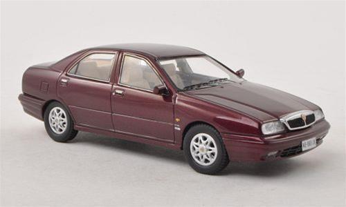 Lancia Kappa 2.0 Turbo 1994 Met.Dark rojo 1 43 Neoscale NEO44965