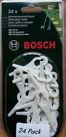 BOSCH ART23 White (24 pack) Strimmer Blades F016800177 3165140349383...