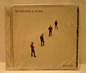 Mumford-amp-Sons-Delta-CD-2018-Delta-BRAND-NEW-and-FREE-SHIPPING
