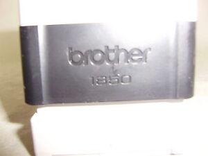Brother Stempel PR1850R6P schwarz 18x50mm - <span itemprop=availableAtOrFrom>Geltendorf, Deutschland</span> - Brother Stempel PR1850R6P schwarz 18x50mm - Geltendorf, Deutschland