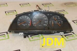Toyota Celica ST183 3SGE 89-93 Combination Meter Instrument Gauge Cluster [kmh