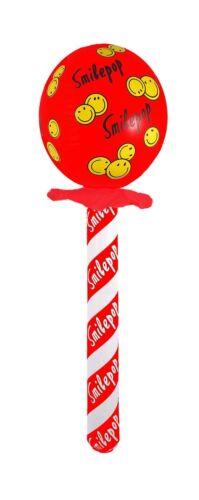 Inflatable Lollipop 72cm Children/'s Party Bag Filler Fancy Dress Photo Prop