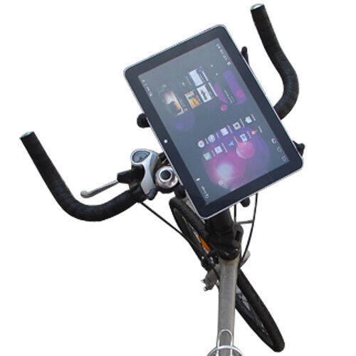 Galaxy Tab 7  Tablet PC Bike  Motor Cycle Bicycle stroller handle Mount Holder  2018 latest
