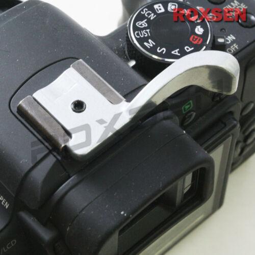 Universal de la Cámara pulgar hacia arriba empuñadura Para Fujifilm X100 Olympus E-P1 M5 Panasonic G1 G3