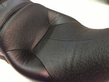 Harley FLHT Ultra Touring Replacement Seat Cover KIT /Comfort Stitch w/ OSTRICH