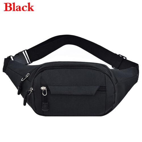 Waist Fanny Pack Belt Bag Travel Hip Bum Bag Small Purse Chest Pouch Fashion