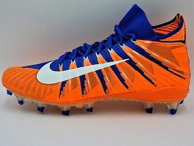 Nike Alpha Menace Elite TD Football Cleats, 877141-418,Orange Blue,Men's 12  | eBay