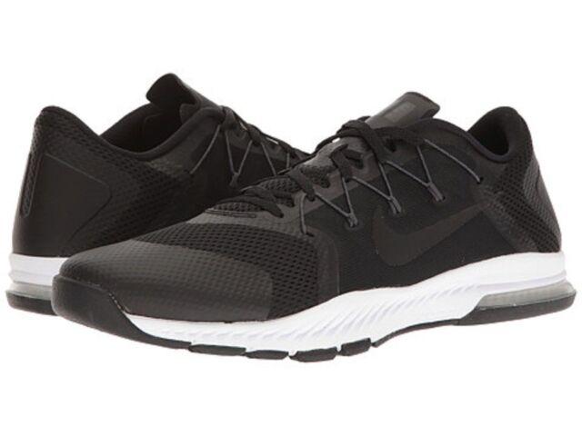 33b428502e474e ... Nike Zoom 882119 Complete Training Running Shoes Black Men s Size ...