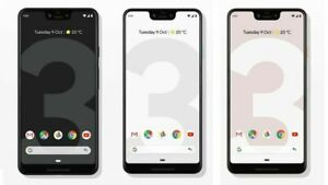 Google-Pixel-3-XL-6-3-034-International-Factory-GSM-Unlocked-Smartphone-64gb-128gb