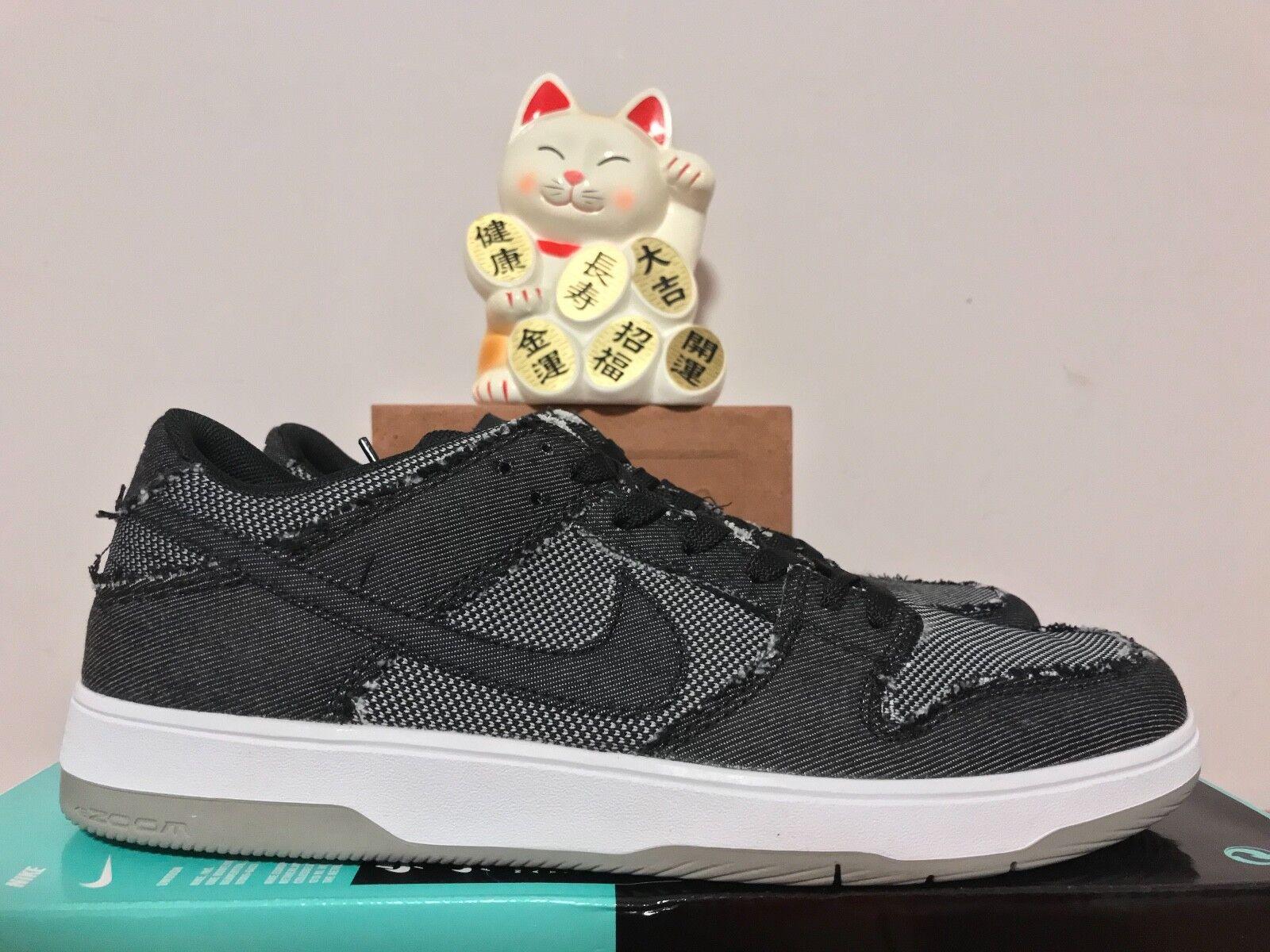 Nike Elite SB Zoom Dunk Low Elite Nike QS Medicom BearBrick New Size 8.5 [877063-002] 8499a4