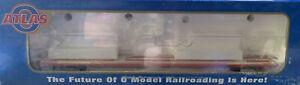 ATLAS-O-SANTA-FE-TTX-TRAILER-TRAIN-89-FLAT-CAR-FOR-LIONEL-MTH-INTERMODAL