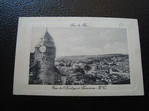 FRANCE - carte postale bar-le-duc (tour de l horloge) (B16) - France - Objet modifié: Non - France
