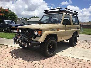 Land Cruiser Lj70 >> 1986 Toyota Land Cruiser Lj70 Ebay