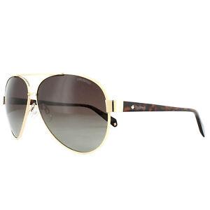 71a0ed5a9d8 Polaroid Sunglasses PLD 4061 S J5G LA Gold Brown Gradient Polarized ...