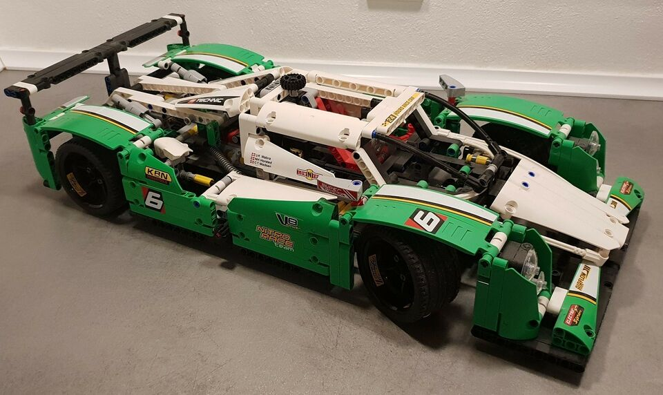 Lego Technic, 24 timers racer
