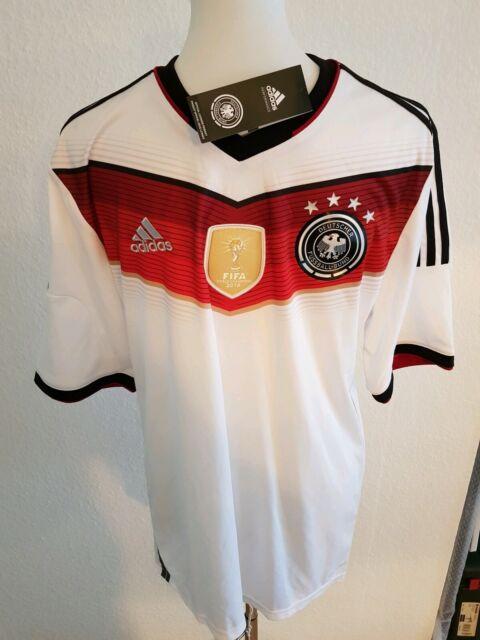 adidas DFB Home Trikot WM 2014 4 sterne