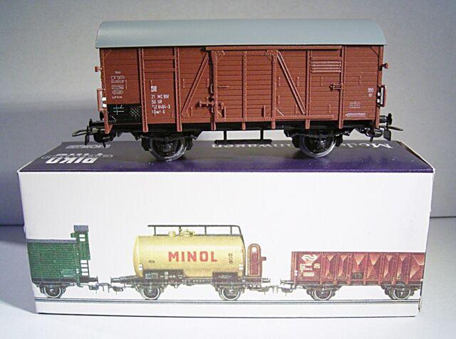 Piko 57708 Güterwagen Stückgutwagen Gwhu02 DR H0