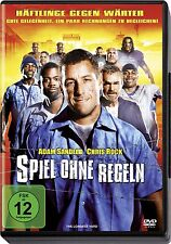 < DVD * SPIEL OHNE REGELN - Adam Sandler , Chris Rock , Burt Reynolds  # NEU OVP