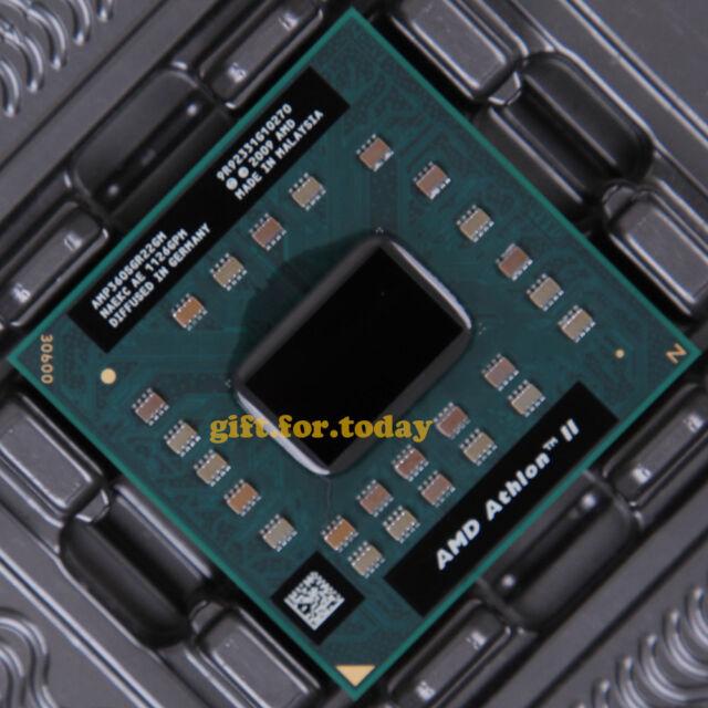 Original AMD Athlon II P360 2.3 GHz Dual-Core (AMP360SGR22GM) Processor CPU