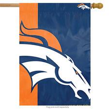 Party Animal Denver Broncos 2ft X 3ft Bold Logo Banner