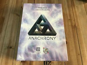 juego de mesa - ANACHRONY - Maldito Games - Precintado - Eurogame