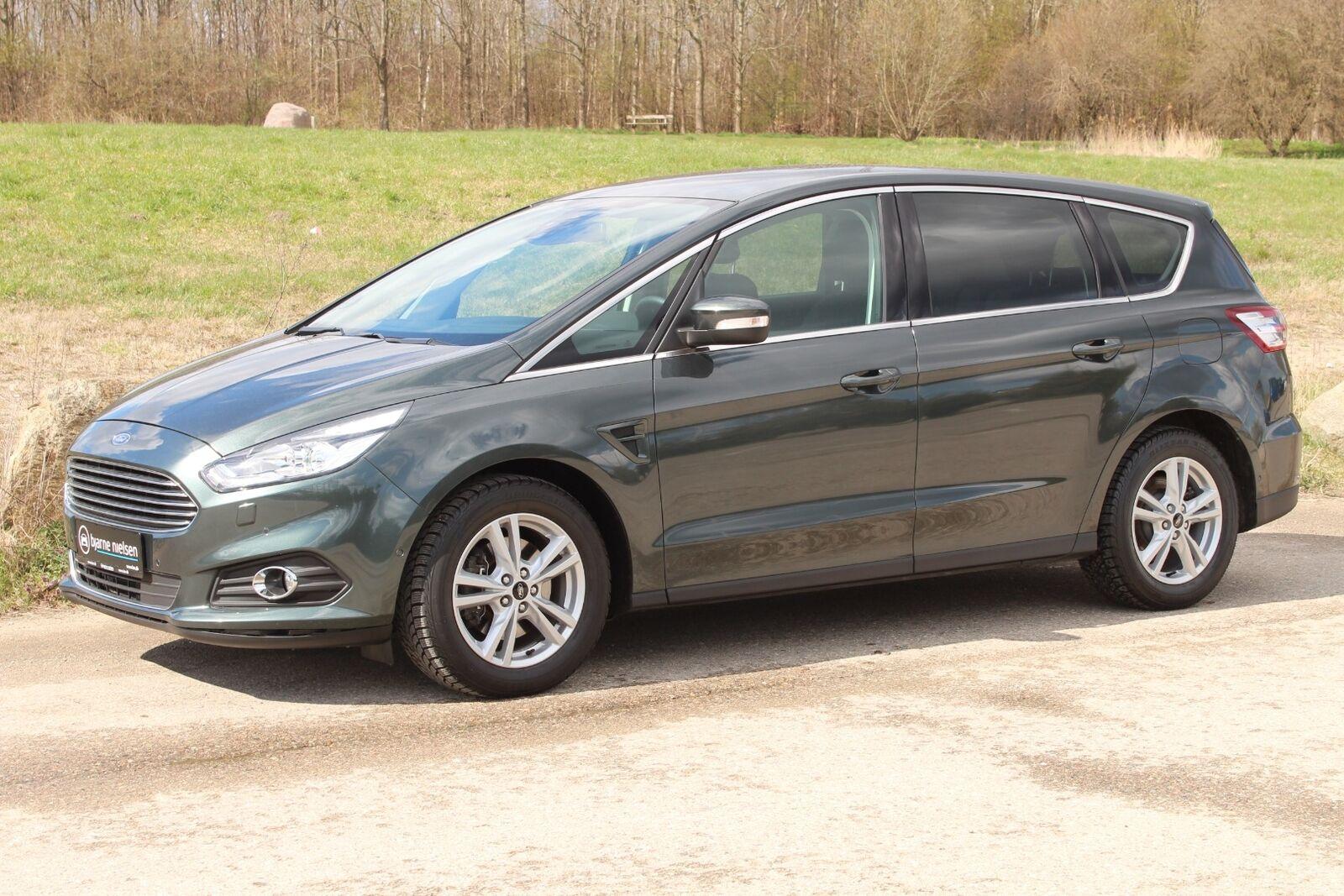 Ford S-MAX 2,0 EcoBlue Titanium aut.