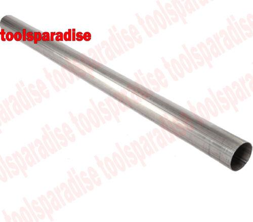 "3.5/"" in OD x 4 FT Straight STEEL EXHAUST PIPE Tubing CUSTOM Tube 3-1//2/"" Diameter"