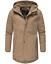 Weeds-senores-chaqueta-invierno-larga-chaqueta-Parka-abrigo-forro-calido-manakaa miniatura 20