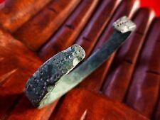 Viking Bronze Decorative Bracelet Snake Head