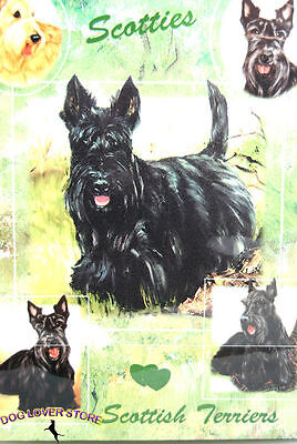 Scottish Terrier Dog Gift Present Wrap