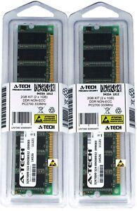 A-Tech-2GB-2-x-1GB-PC2700-Desktop-DDR-333-MHz-184-pin-DIMM-DDR1-Memory-RAM-2G-1G