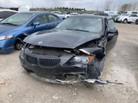 2004 BMW 645Ci just in for parts at Pic N Save! Hamilton Ontario Preview