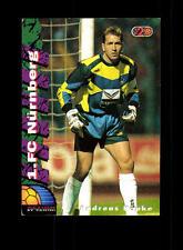 Andreas Köpke 1 FC Nürnberg Panini Card 1994 Original Signiert+ A 158201